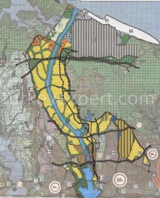 istanbul canal urbanization plan