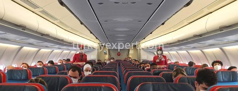 ترکیه پروازهای خود را از1