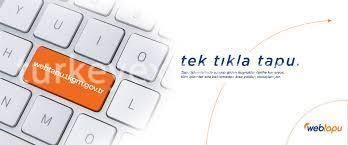 تطبيق (Web Tapu) لشراء العقارات في تركيا عبر الانتر نت