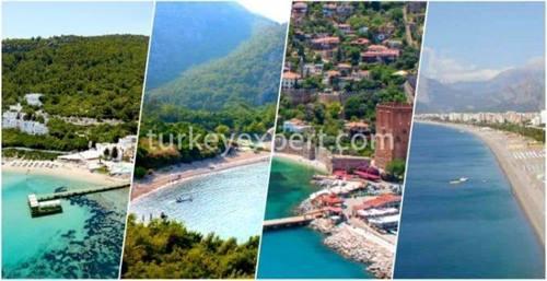 6 лучших мест для покупки недвижимости в Турции