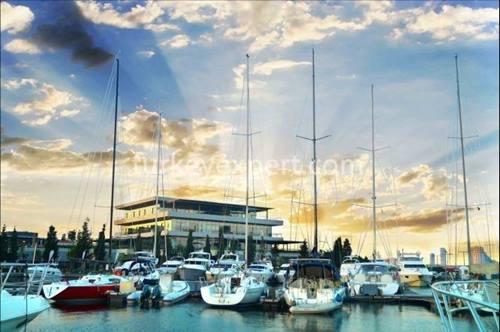 Лучшие пристани для яхт в Стамбуле