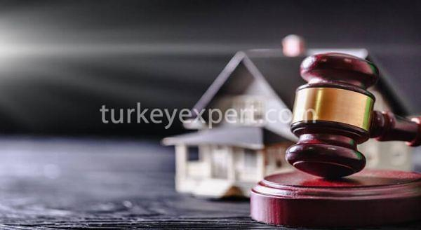 Legal aspects involved in property purchase in Turkey