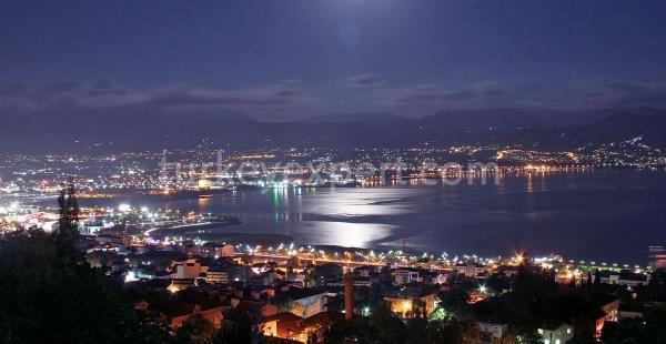 kocaeli night photo
