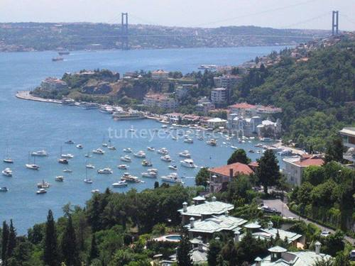 Istanbul Bebek Apartments and Houses for sale
