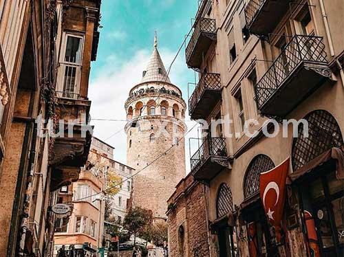 Istanbul Beyoglu-Taksim-Istiklal