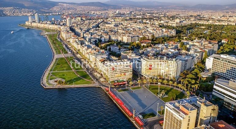the housing prices are increasing in izmir according to global1
