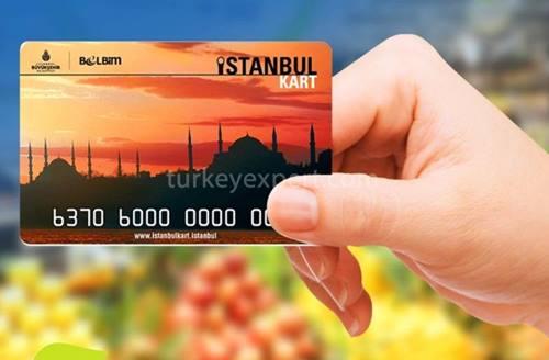 استانبول کارت چیست و چه کاربردی دارد؟