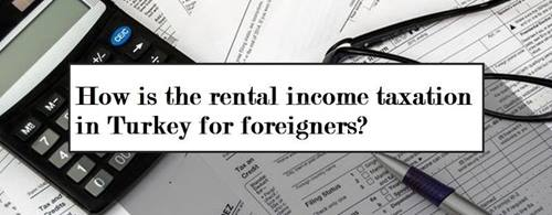 Rental income declaration in Turkey