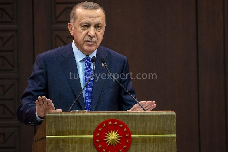 Erdogan coronavirus in Turkey