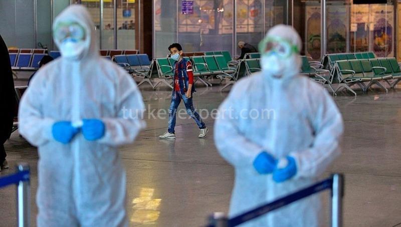 coronavirus airports in turkey