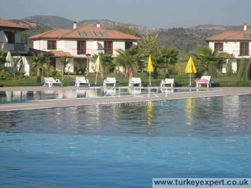 Completed new development close to Kusadasi centre and the beach