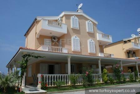 Good size semi-detached villa near Kusadasi Love Beach