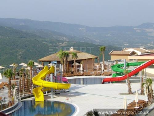 3-kamer hoek-appartement op Kusadasi Golf Resort