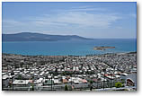 Building plot with stunning sea views in charming Didim (Altinkum) Akbuk