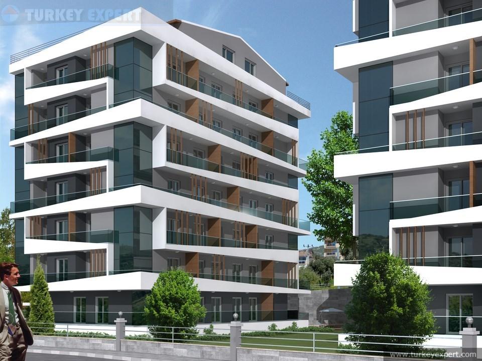 Design moderne offplan appartement 1 chambre dans le for Design ville moderne