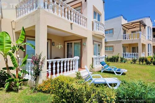 Beautiful fully furnished apartment in Bodrum Guvercinlik