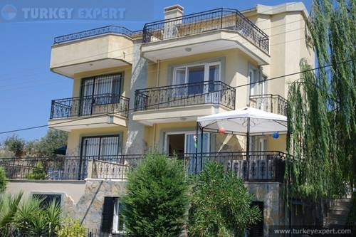 Independent villa with great sea views in Sogucak Kusadasi