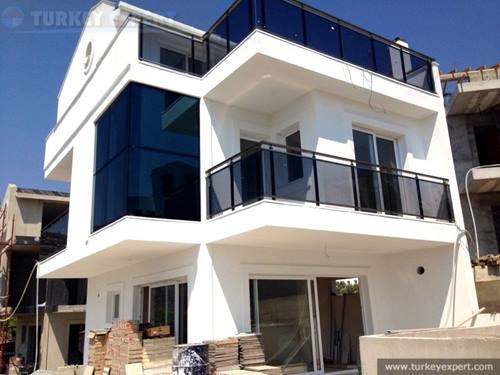 New seaview villa project near city centre in Kusadasi