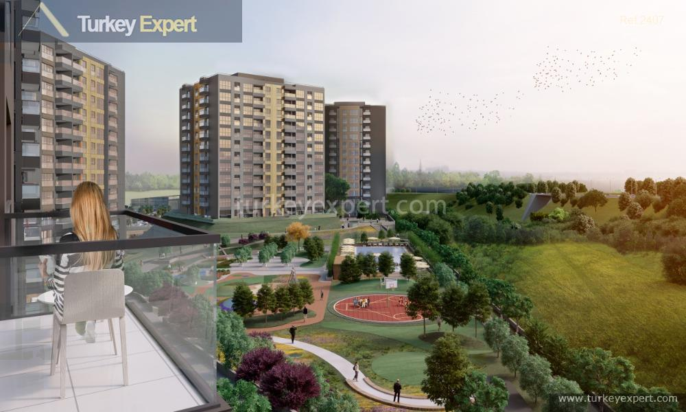 1luxury apartment project in istanbul1