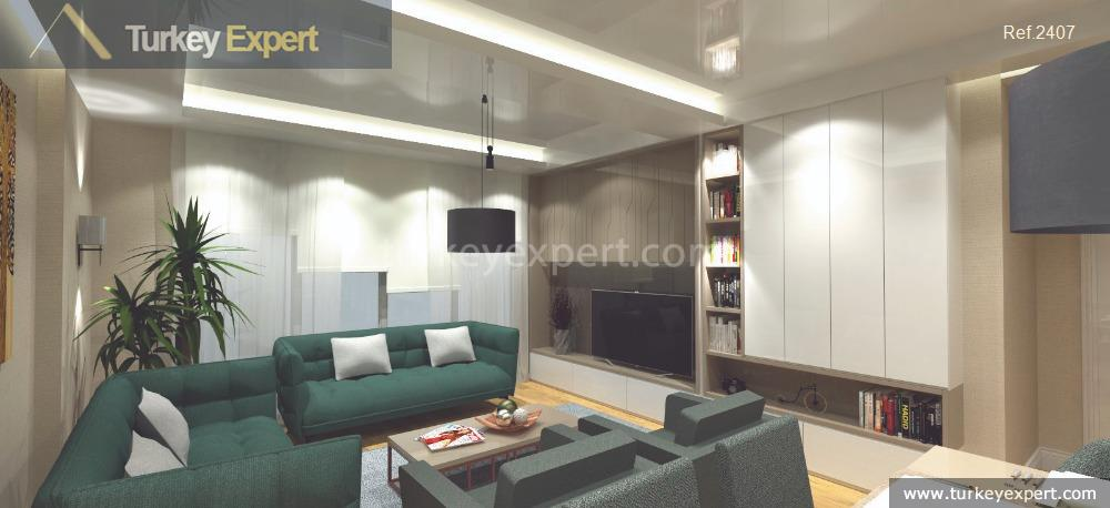 luxury apartment project in istanbul8