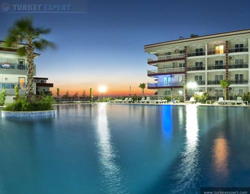Seaview project in Kusadasi