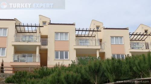 3-bedroom penthouse apartment on Kusadasi Golf Resort