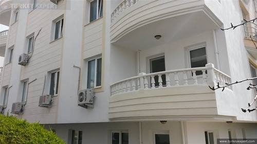 Fully furnished apartment 300 meters to the sea for sale in Izmir Ozdere