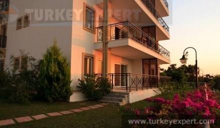 Seaview apartment in Gulluk Bodrum