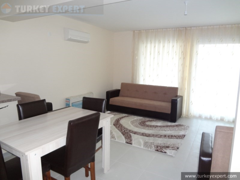 Long term rental property: Detached villa with private pool