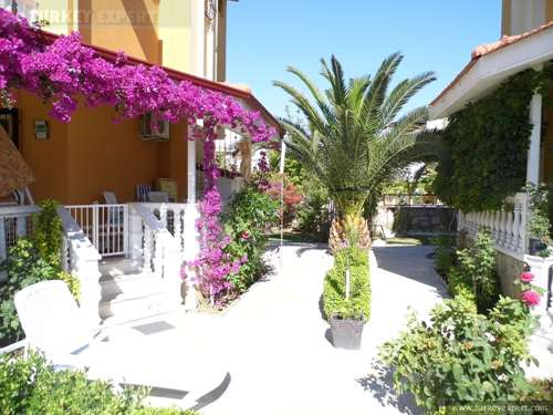 Villa on lovely villa park in Guzelcamli Kusadasi, near beach