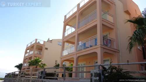 2-bedroom apartment with lease-back agreement on the Kusadasi Golf Resort