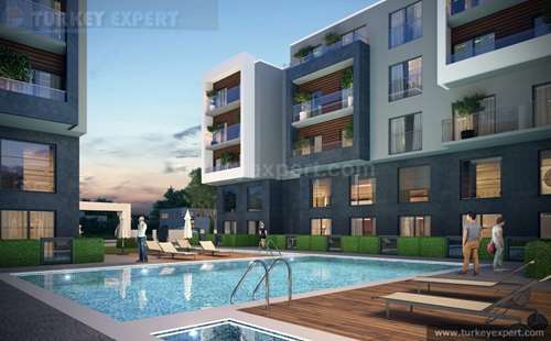 Investment Apartments in Izmir with high rental potential