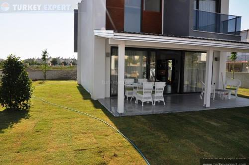New (ongoing) project of villas in Guzelcamli Kusadasi