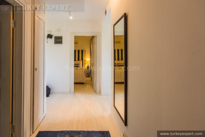 Seaview Apartment With Garden In Bodrum Gumusluk