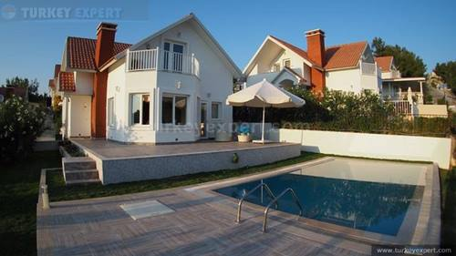 Lovely countryside villa with private garden and private pool near Kusadasi in Sogucak