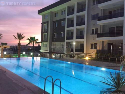 Price reduced for a quick sale, Kusadasi luxury apartment near center
