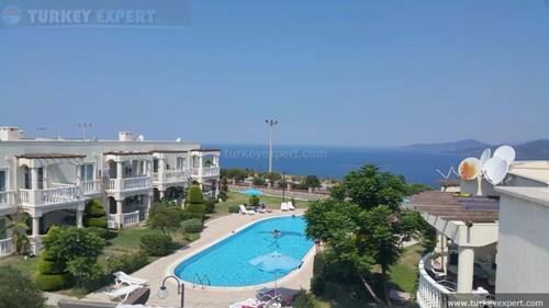 Bodrum holiday home with rental income
