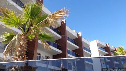 Modern new residence in Kusadasi center