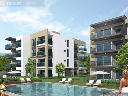 New project in Kusadasi city center - payment plan available