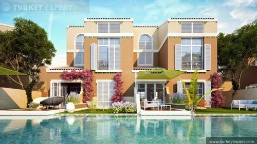 New villa development at Silver Sand Beach, Kusadasi (Progress photos updated)