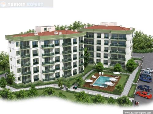 Investment apartments in Kusadasi with high rental potential