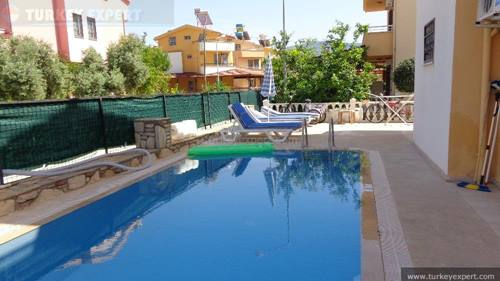 Detached villa with private pool near Silver Sand Beach Kusadasi
