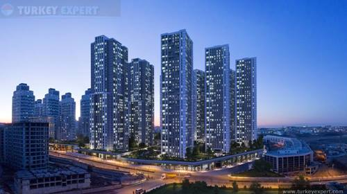 Bargain priced apartments for sale in Beylikduzu Istanbul