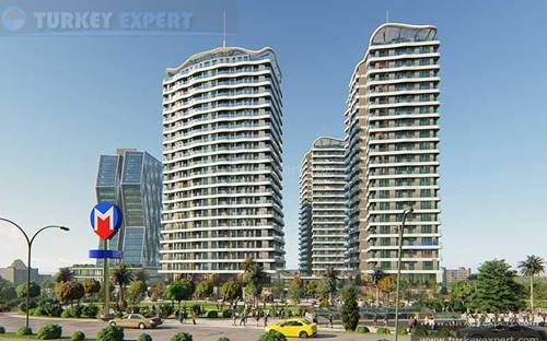 GOP Plevne Apartments in Gaziosmanpasa, best priced units for sale