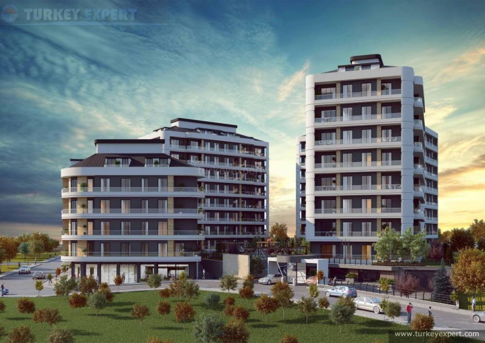high quality avcilar istanbul apartments11