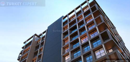 Gulmahal Kagithane Istanbul, affordable apartments with investment potential in the heart of the city,