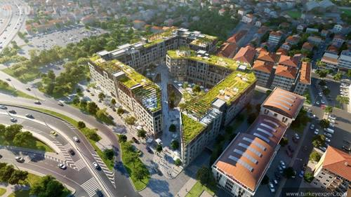 Best prices in G-Hub, invest in student residences next to main universities in Istanbul