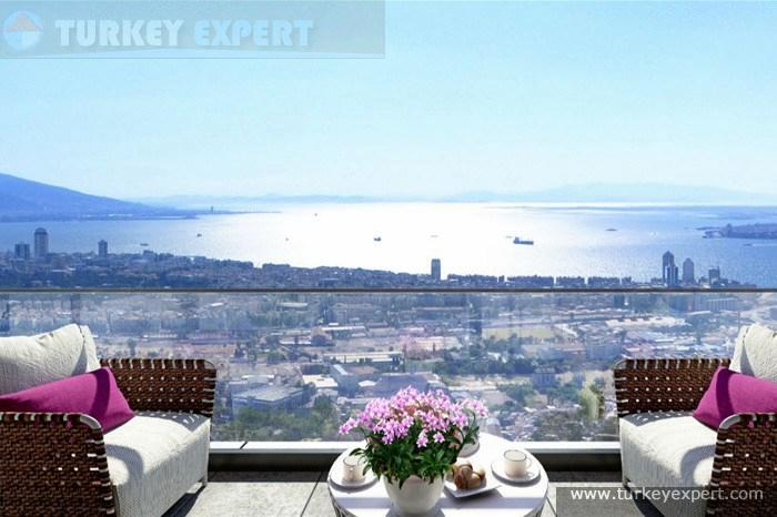 luxury konak apartments with sea8