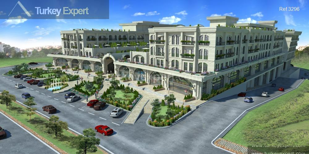 investment apartments with ottoman architecture21