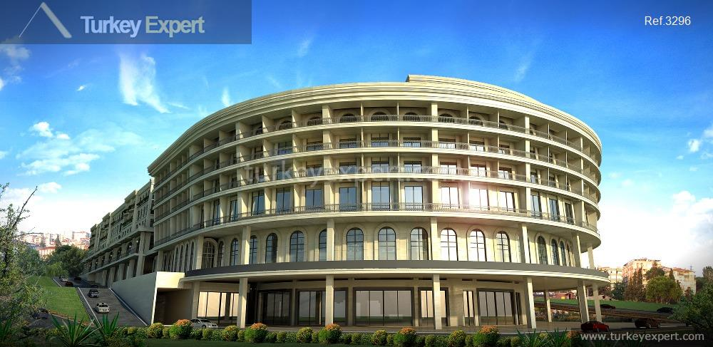 investment apartments with ottoman architecture22